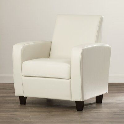 Boleradice Armchair Finish: Ivory