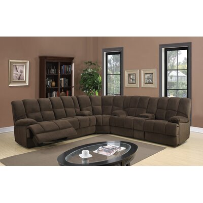 Madison Reclining Sectional