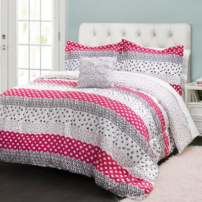 Declan Comforter Set Size: Full/Queen