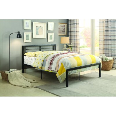 Cassidy Platform Bed Size: Full