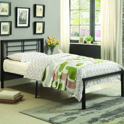 Cassidy Platform Bed Size: Twin
