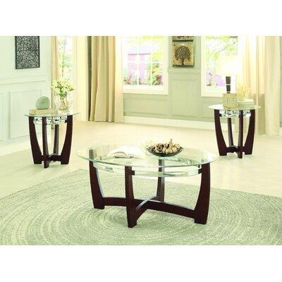 Catalina 3 Piece Coffee Table Set