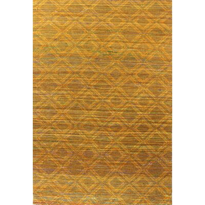 Barbuda Hand-Woven Sunset Area Rug Rug Size: Rectangle 59 x 89
