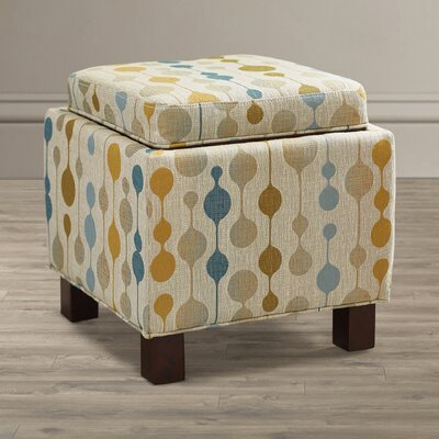 Meigs Shelley Square Storage Ottoman