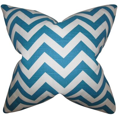 Deena 100% Cotton Throw Pillow
