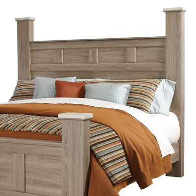Aberdeen Panel Headboard Size: King