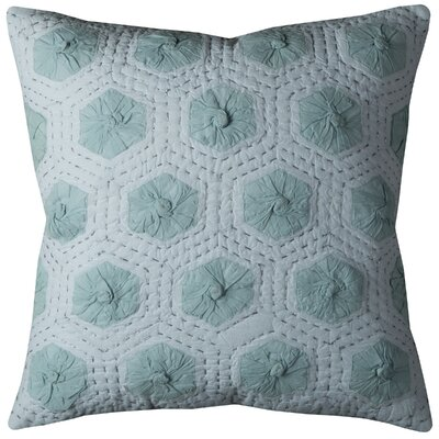 Braloh Pillow Cover Color: Blue