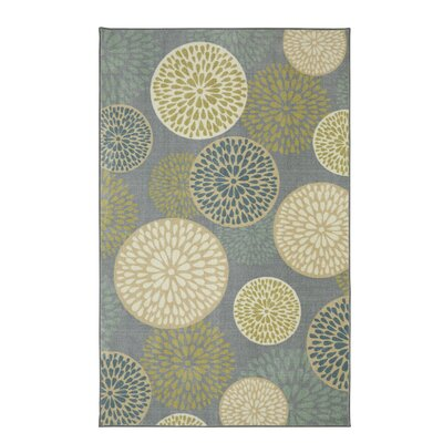 Goose Point Taupe Area Rug