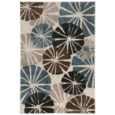 Blatec Multi-Colored Area Rug Rug Size: 5 x 7