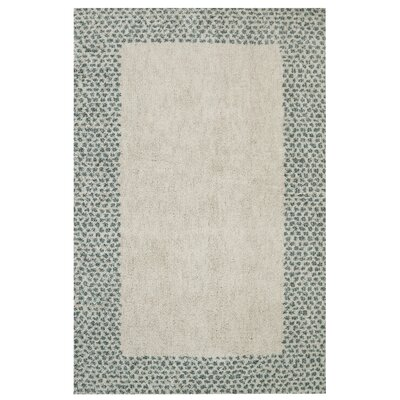Brano Green Area Rug Rug Size: 5 x 8