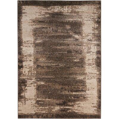 Alojzov Mocha Area Rug Rug Size: 311 x 511