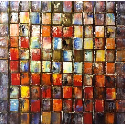 Abstract Original Painting on Canvas