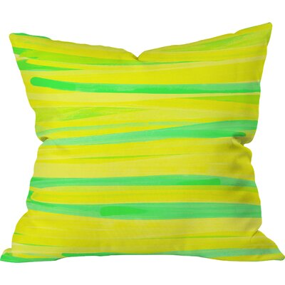 Currans Indoor/Outdoor Throw Pillow Size: Large