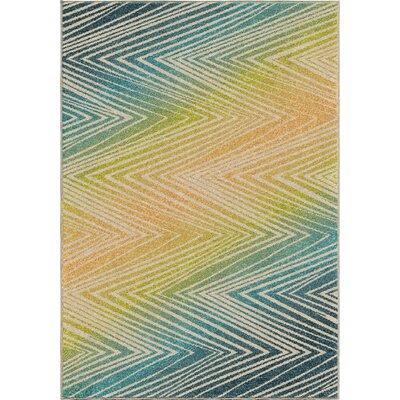 Adam Area Rug Rug Size: 78 x 1010