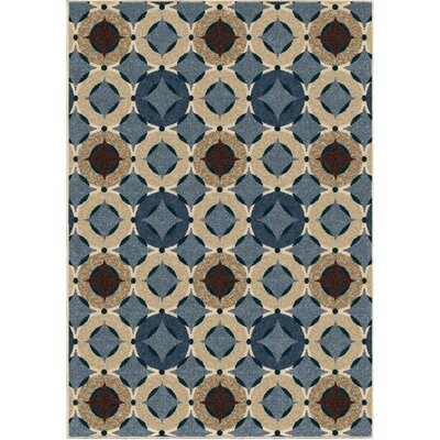 Alvin Indoor/Outdoor Area Rug Rug Size: 52 x 76