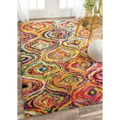 Greyson Area Rug Rug Size: Rectangle 53 x 76