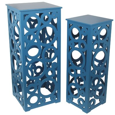 Adam 2 Piece Cut Out Nesting Tables