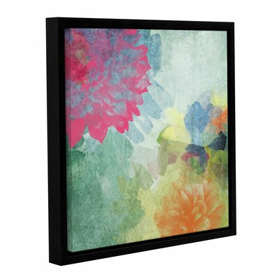 Sunny and Humid Framed Painting Print on Wrapped Canvas Size: 10