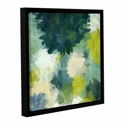 Morning Mood I Framed Painting Print on Wrapped Canvas Size: 10