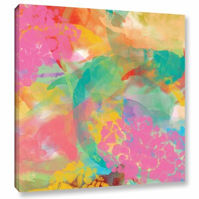 Spectacular Effect V Painting Print on Wrapped Canvas Size: 10