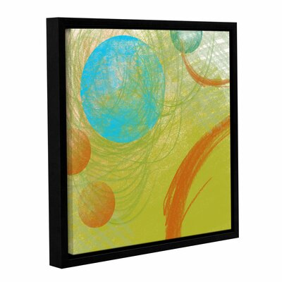 Peace II Framed Painting Print on Wrapped Canvas