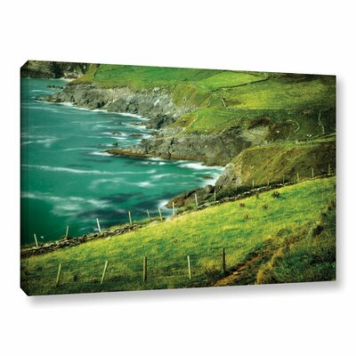 Sea Photographic Print on Wrapped Canvas