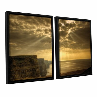 Heavenly 2 Piece Photographic Print Set
