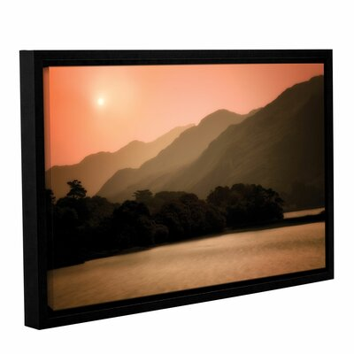 Peach Dream Framed Photographic Print