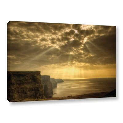 Heavenly Photographic Print on Wrapped Canvas