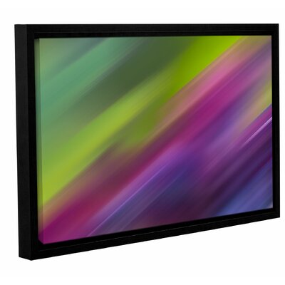 Frozen Light Framed Graphic Art