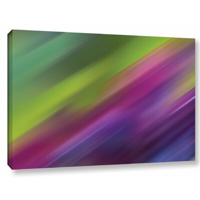 Frozen Light Graphic Art on Wrapped Canvas