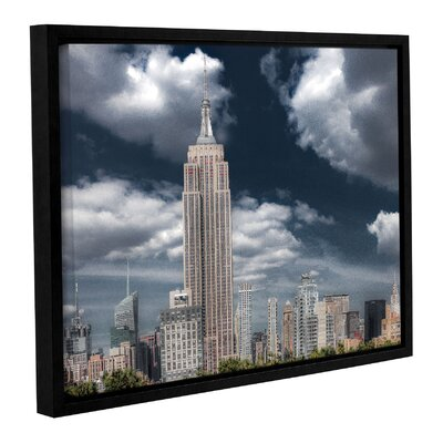 Empire The View Uptown Framed Photographic Print