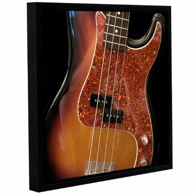 Fender Vintage Framed Photographic Print