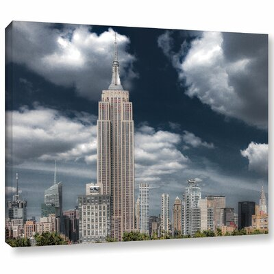 Empire The View Uptown Photographic Print on Wrapped Canvas