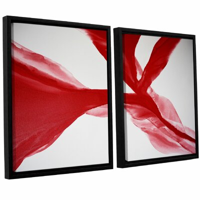 The Cleaving 2 Piece Framed Painting Print Set