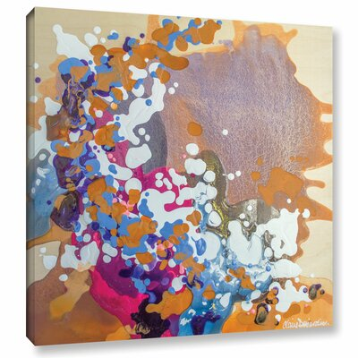 Ambivalent Painting Print on Wrapped Canvas Size: 10