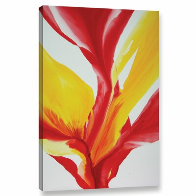 Brimming Painting Print on Wrapped Canvas Size: 18