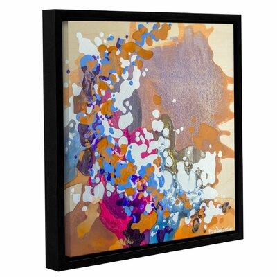 Ambivalent Framed Painting Print