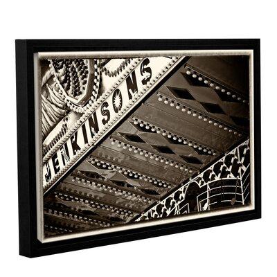 Boardwalk Framed Photographic Print