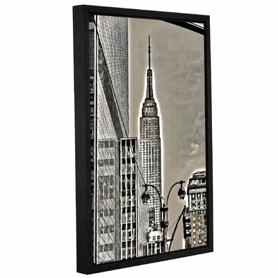 Empire Noir II Framed Graphic Art