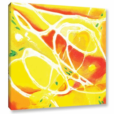 Fusion Painting Print on Wrapped Canvas Size: 10