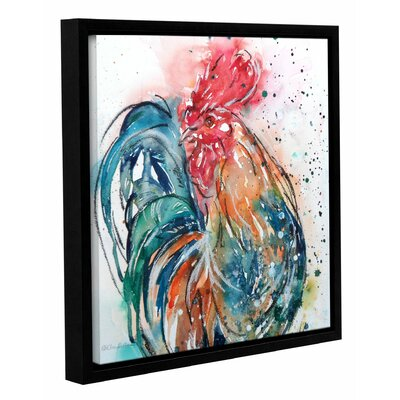 Cockerel 16 Framed Painting Print Size: 10