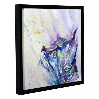 Cat 13 Framed Painting Print