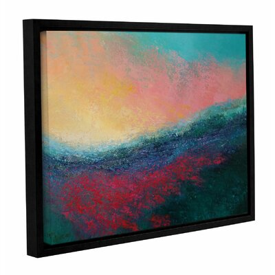Early Bright Framed Painting Print Size: 14