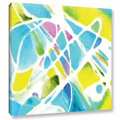 Synchronous Painting Print on Wrapped Canvas Size: 10