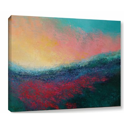 Early Bright Painting Print on Wrapped Canvas Size: 14