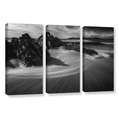 An Amazing Shadow 3 Piece Photographic Print on Wrapped Canvas Set