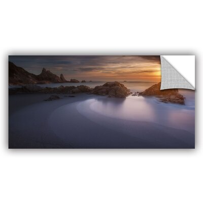 Four Shades of Sea Photographic Print Size: 12