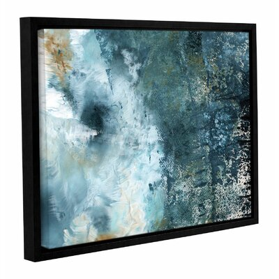 "Summer Storm Framed Graphic Art Size: 36"" H x 48"" W x 2"" D LTRN7179 30807798"