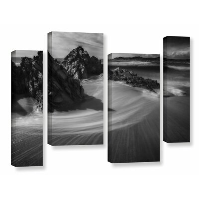 An Amazing Shadow 4 Piece Photographic Print on Wrapped Canvas Set